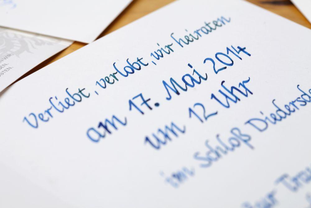 Hochzeit - Einladungen 018