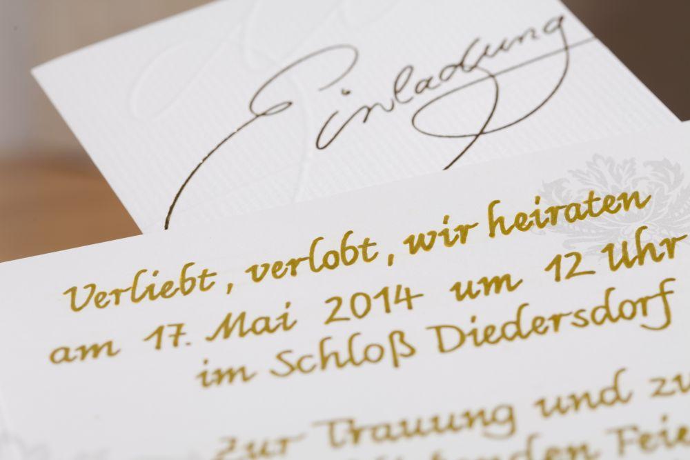 einladungskarten standesamtliche trauung – ledeclairage, Einladungsentwurf