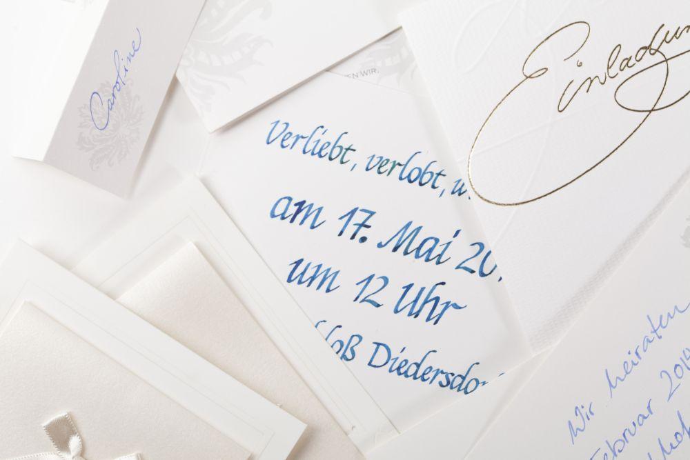 Hochzeit - Einladungen 025