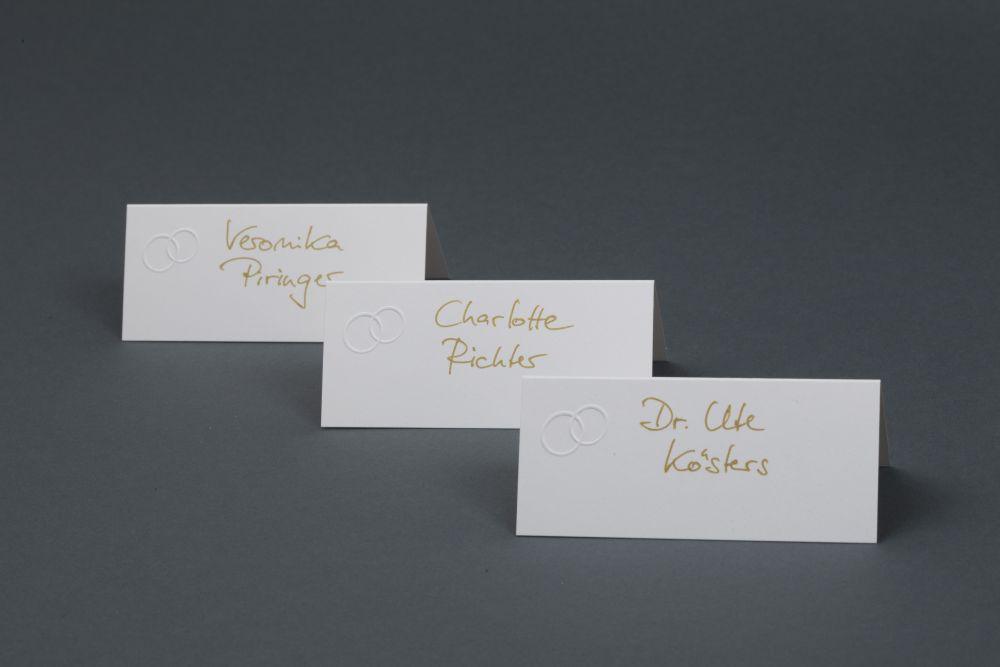 Hochzeit - Tischkarten 008