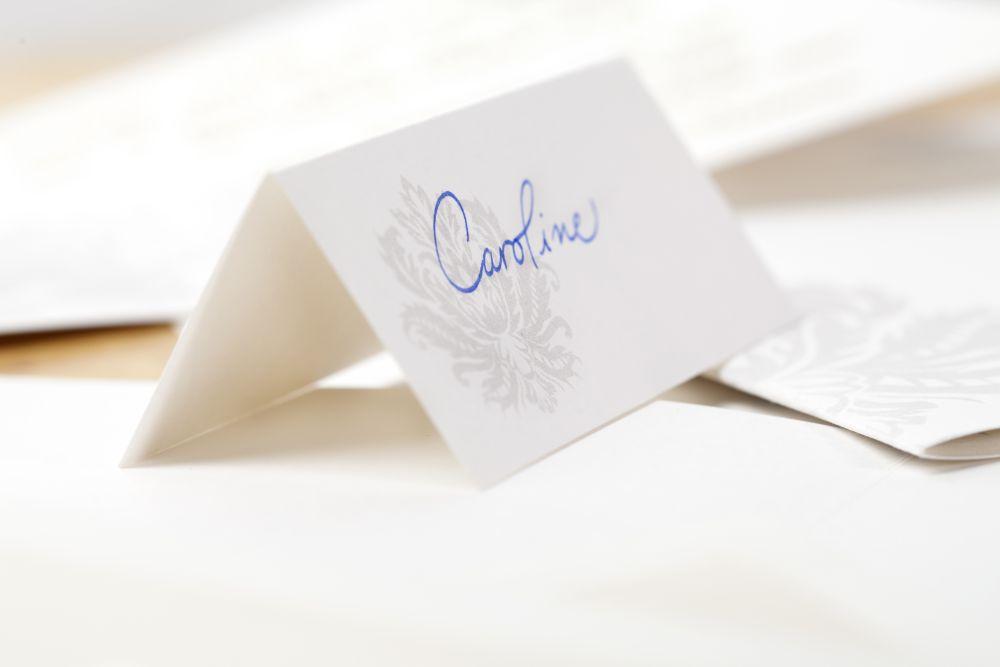 Hochzeit - Tischkarten 017