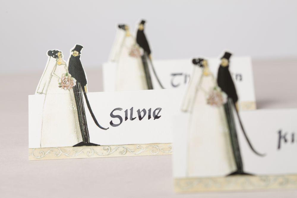 Hochzeit - Tischkarten 023