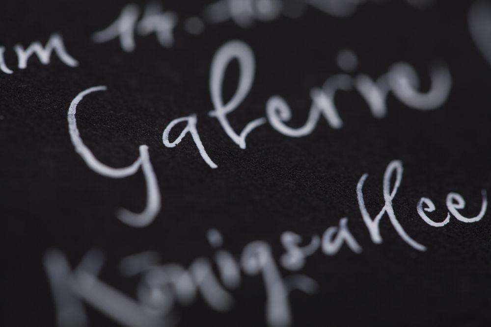 Kalligraphie - Einladungen 017
