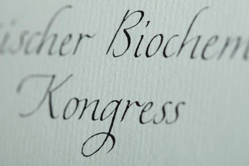 Kalligraphie - Einladungen 019