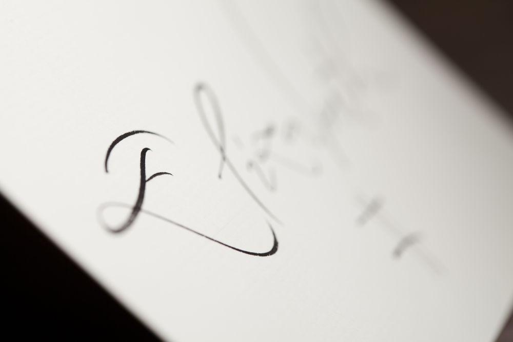 Kalligraphie - Schilder 007
