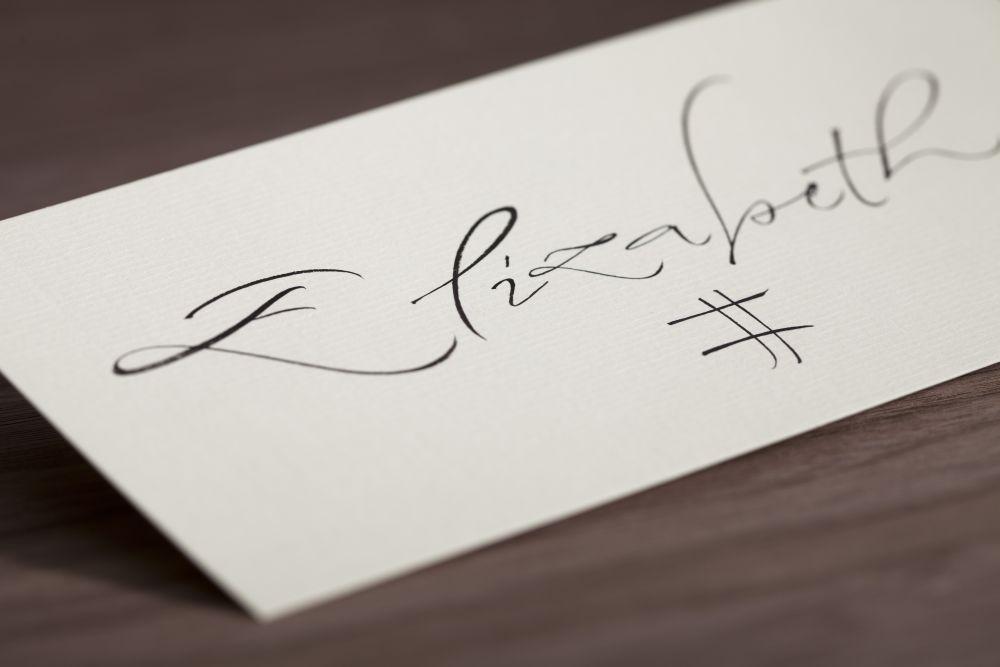 Kalligraphie - Schilder 010