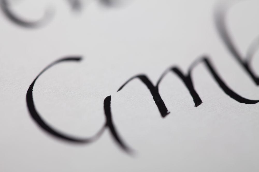 Kalligraphie - Schilder 014