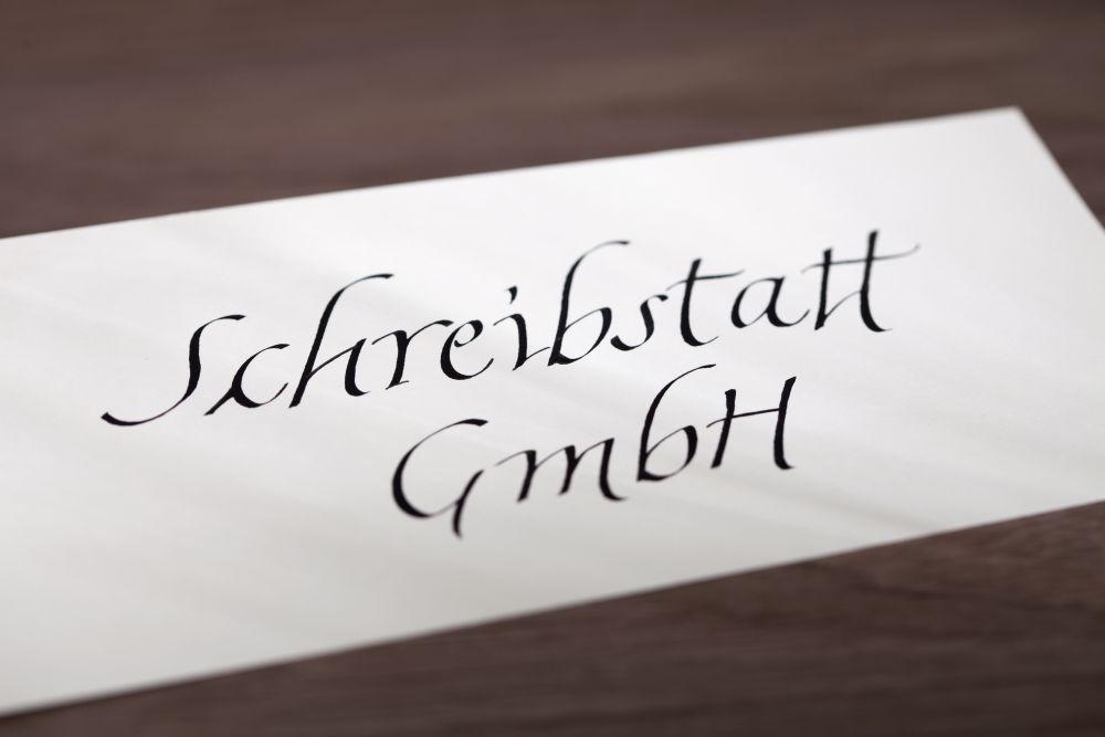 Kalligraphie - Schilder 015