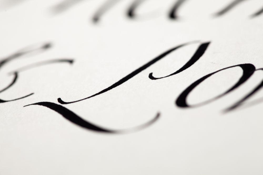 Kalligraphie - Schilder 018